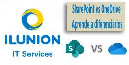 SharePoint vs OneDrive: Aprende a diferenciarlos