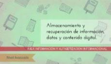 Almacenamiento y recuperación de la información: nivel avanzado